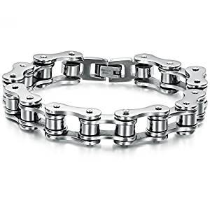 bracciale per ragazzo con catena