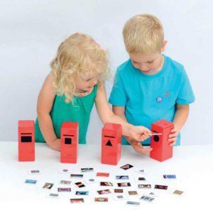laboratorio di logica Montessori