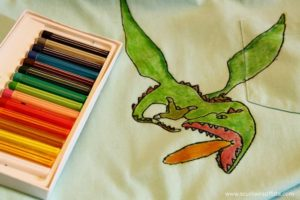 colori per stoffa
