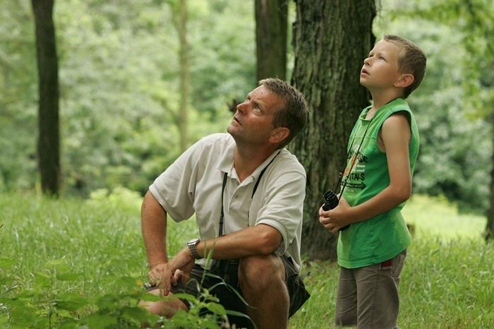 avvicinare i bambini alla natura
