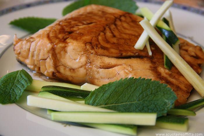 second chef salmone