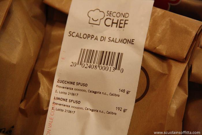 second chef confezioni