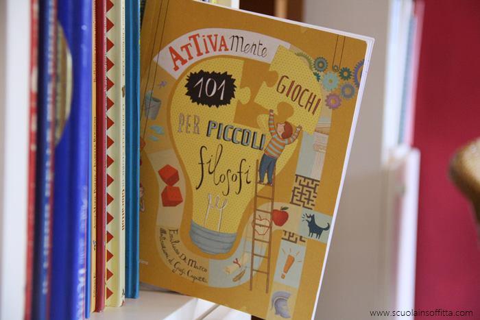 libro di filosofia per bambini attivamente