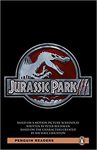 libro jurassic park in inglese
