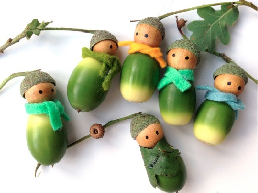 bambole-ghiande