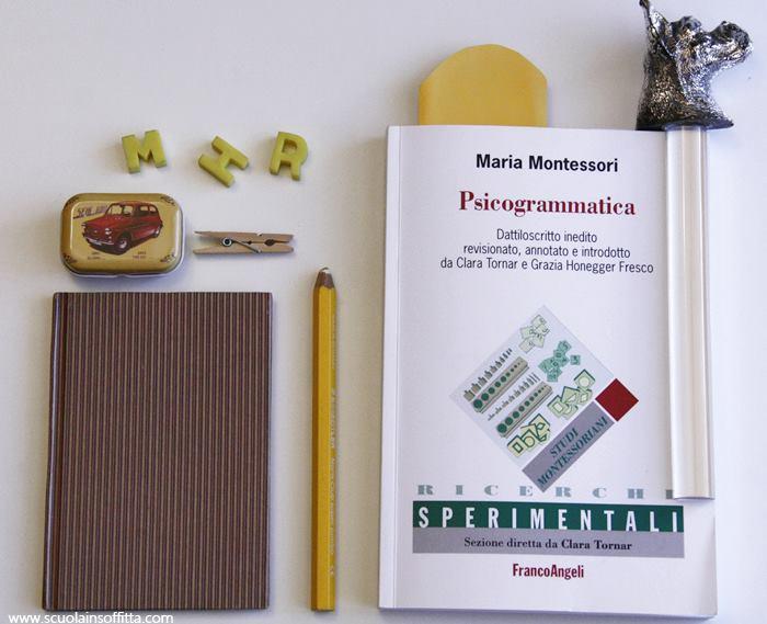 psicogrammatica grammatica montessori