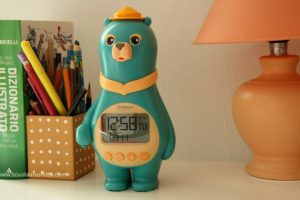 bear clock oregon scientific