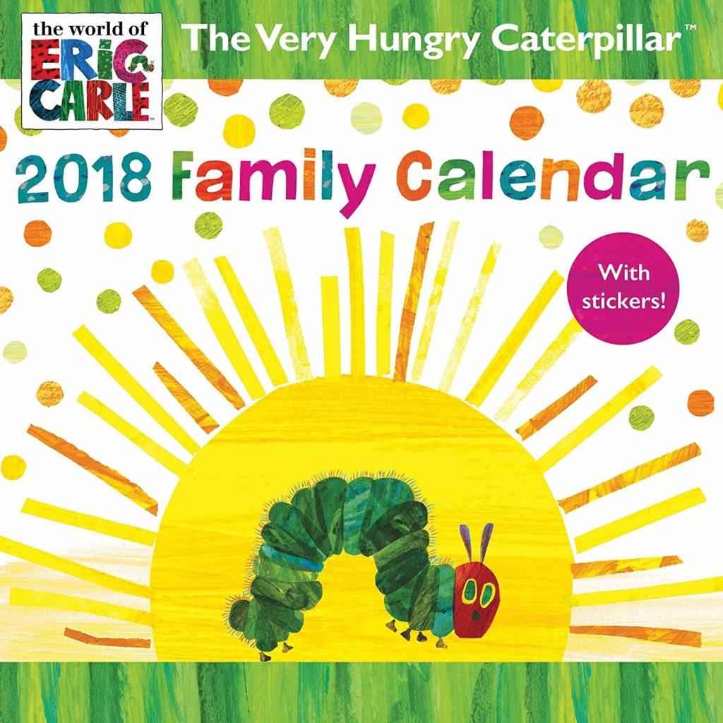 calendario della famiglia bruco maisazio