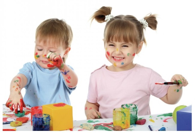 giochi creativi per bambini