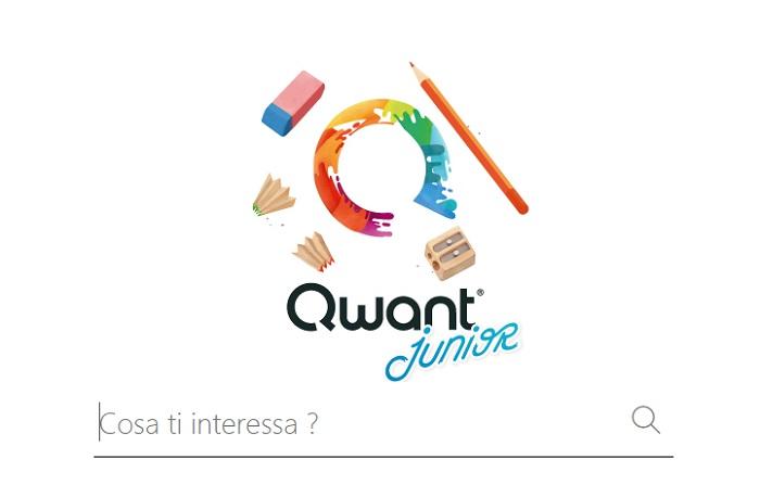 qwant junior motore ricerca bambini