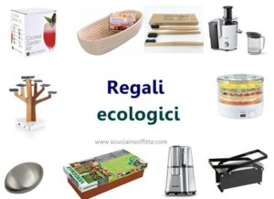 regali ecologici mamma
