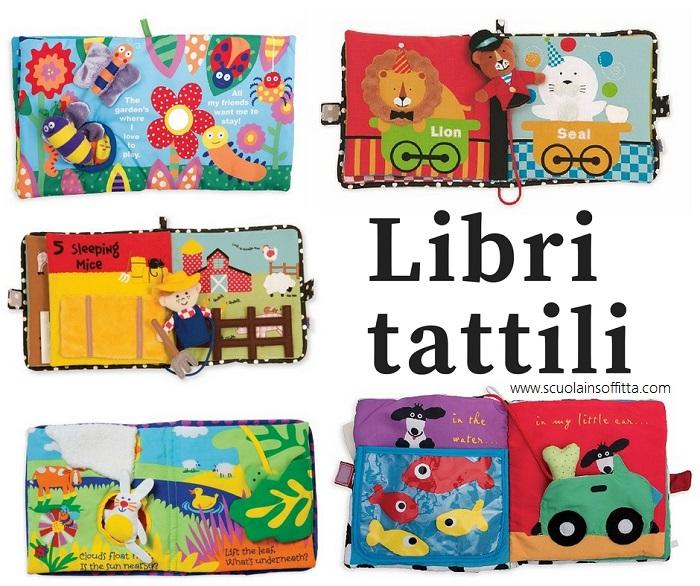 Eccezionale Libri tattili per bambini fai da te (idee) - Scuolainsoffitta SS42