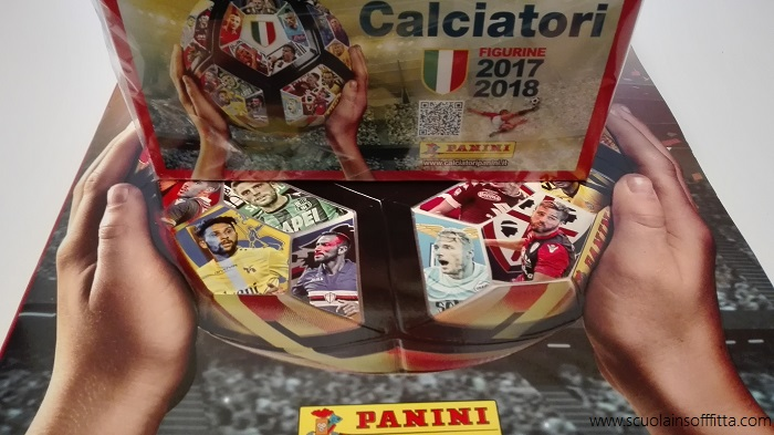 box panini figurine regalo