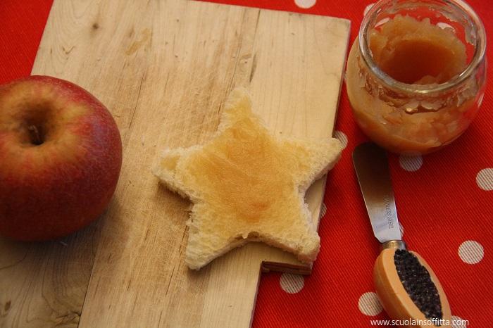 burro di mele ricetta semplice