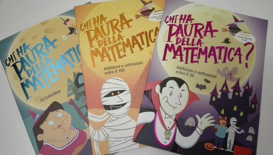 Chi Ha Paura Della Matematica Libri Con Giochi Matematici