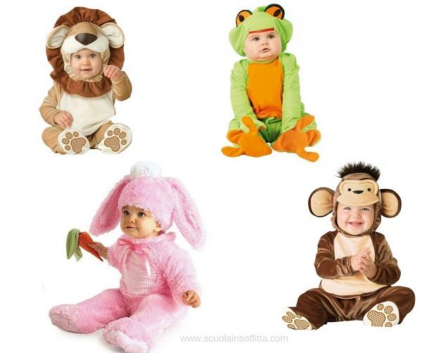 costumi di carnevale per bambini fai da te facili