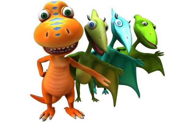 12 cartoni animati sui dinosauri scuolainsoffitta