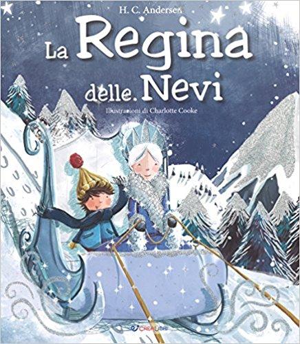 libro la regina delle nevi