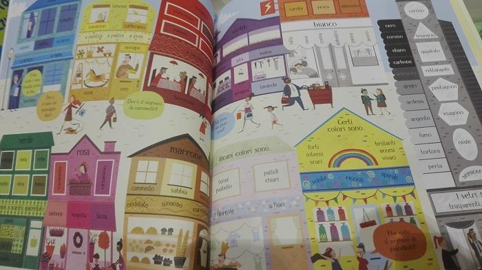 libro sulle parole per bambini