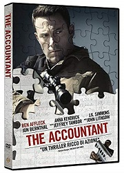 The Accountant film matematica