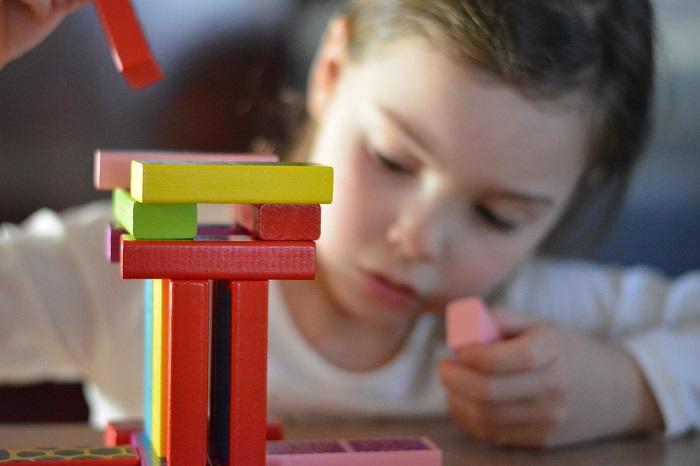 costruzioni per bambine