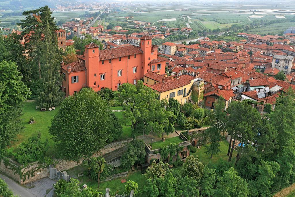 castello rosso