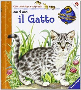 libro il gatto