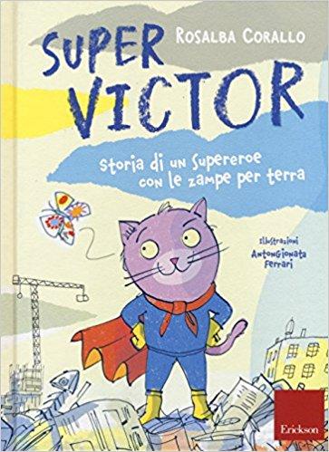super victor libro sui gatti
