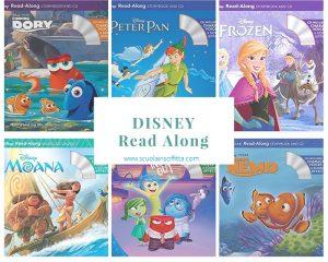 libri in inglese per bambini disney