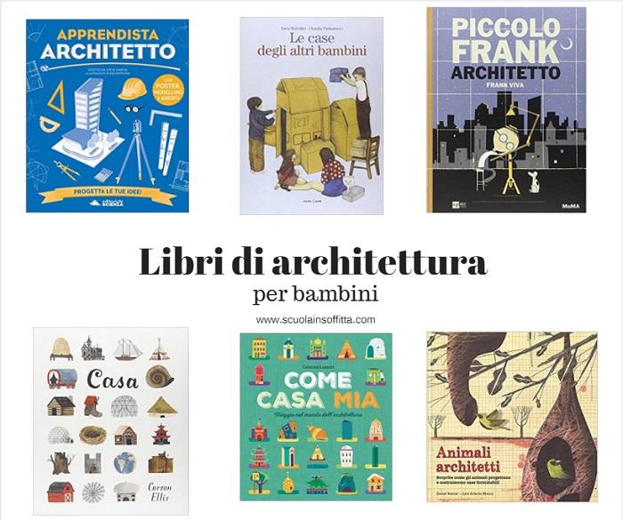 libri di architettura per bambini