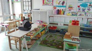Metodo Montessori: giochi, libri, attività e materiali
