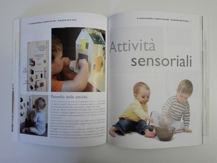 come liberare il potenziale del vostro bambino libro montessori
