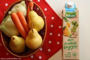 succo di frutta e verdura valfrutta