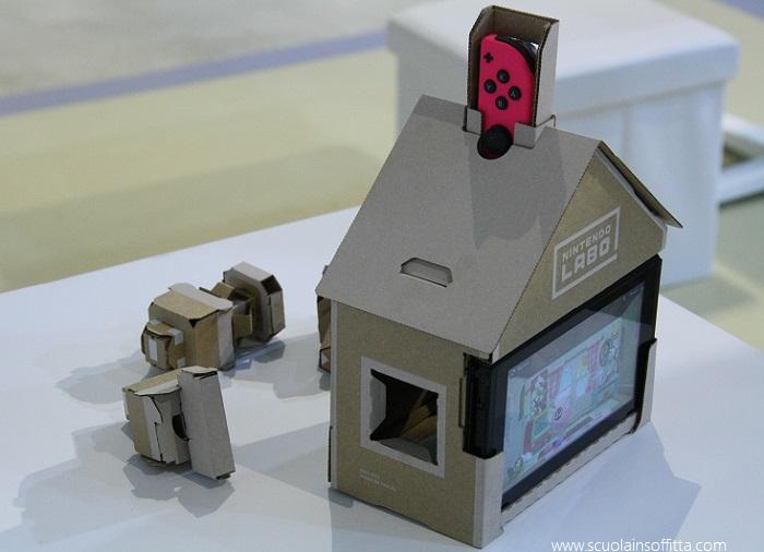 Nintendo Labo: Toy-Con casa