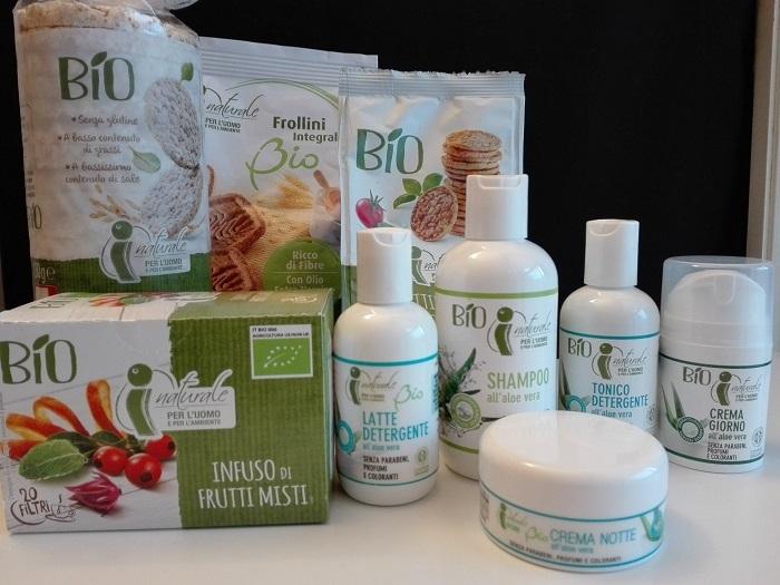 prodotti biologici iper