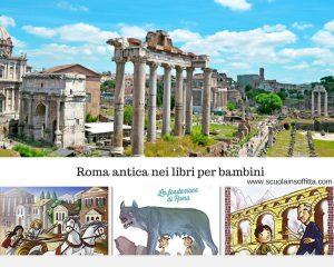 Roma antica nei libri per bambini