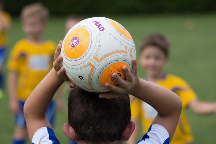 Calcio per bambini