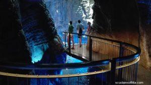 cascata del varone riva del garda mete per bambini trentino alto adige