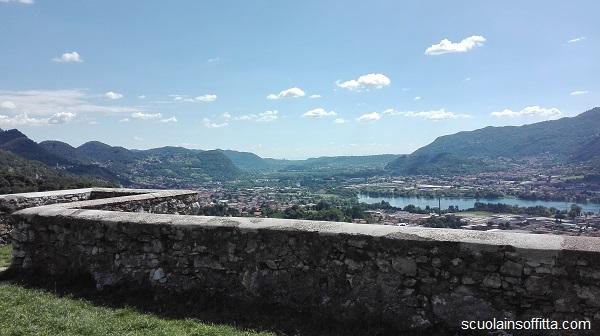 Gita a Lecco: il Castello dell'Innominato