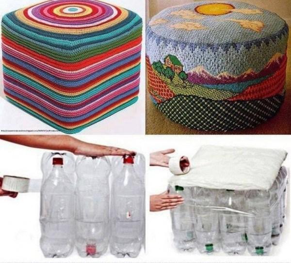 Idee creative con le bottiglie di plastica