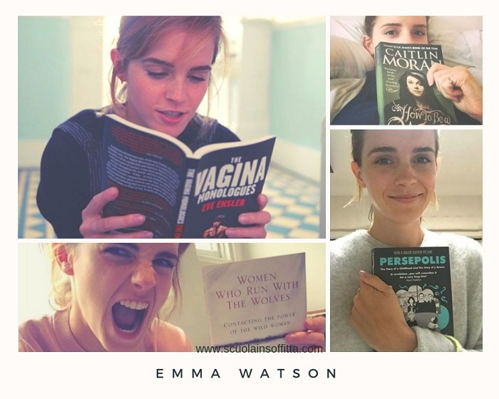 Libri femministi consigliati da Emma Watson