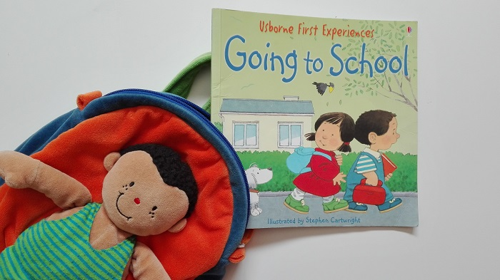libro in inglese per bambini di 3-5 anni