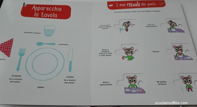 Imparo a fare da solo - libro Montessori per bambini