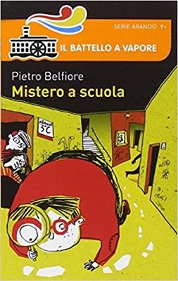 libro mistero a scuola