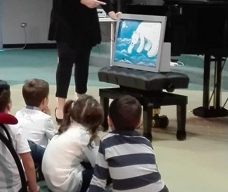 Corsi di musica con il metodo Yamaha per bambini