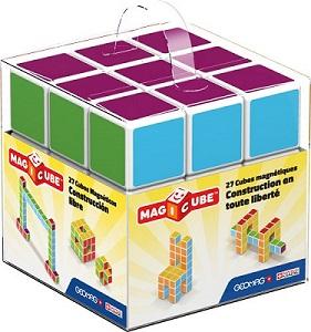 Costruzioni per bambini Geomag Magicube