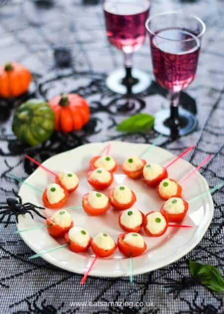 Halloween ricette per bambini