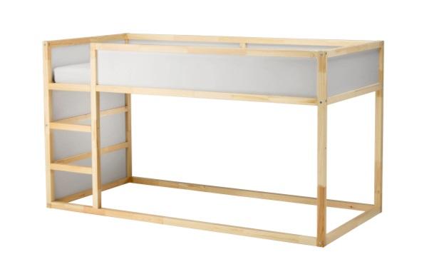 Lettino Montessori IKEA