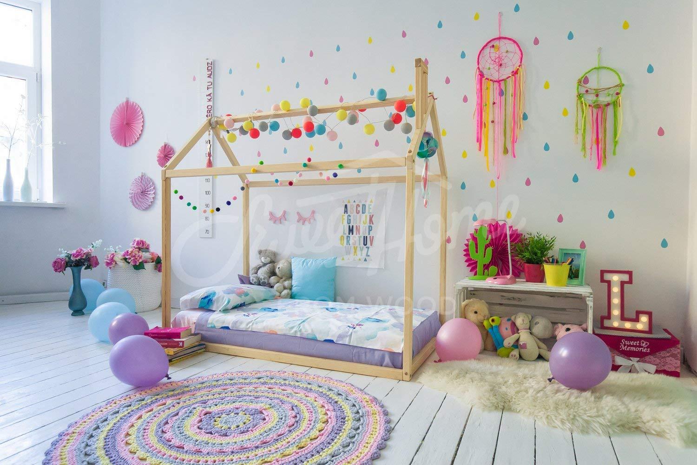 Letti Bassi Per Bambini Ikea.Lettino Montessori Com E Idee Fai Da Te Dove Comprarlo