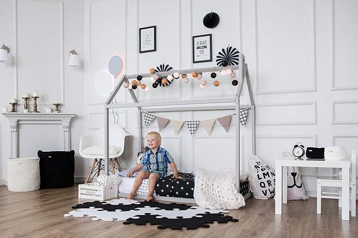 Letti Alti Per Bambini : Lettino montessori com è idee fai da te dove comprarlo